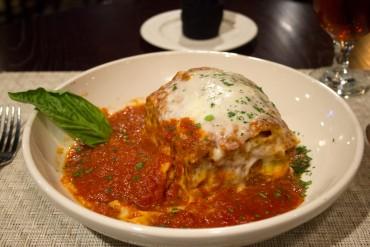 Lasagna Al'Forno